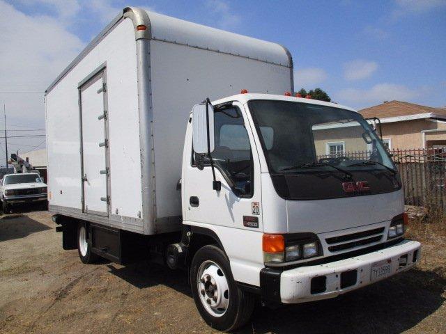 2005 Gmc W 4500  Box Truck - Straight Truck