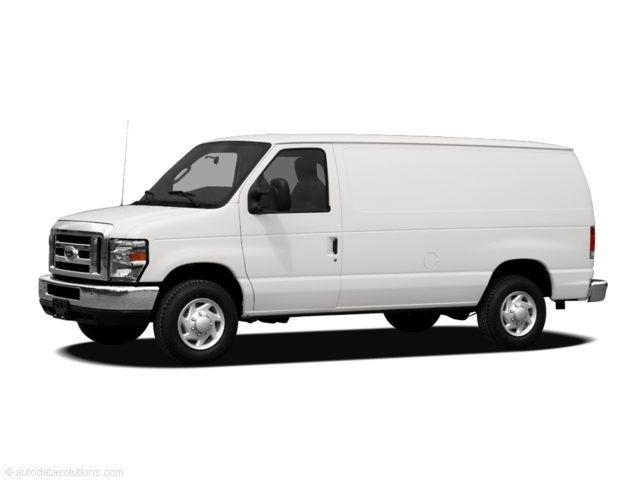 2011 Ford E-250  Cargo Van