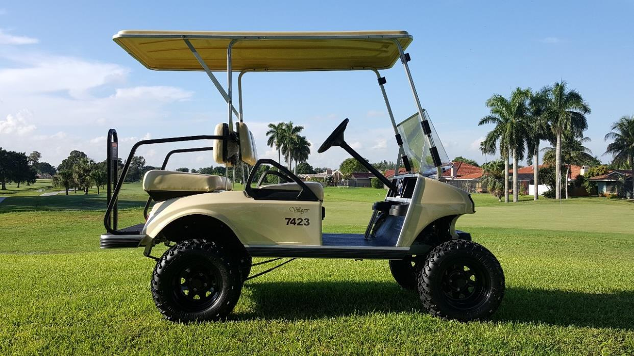 2003 Club Car DS ELECTRIC GOLF CAR