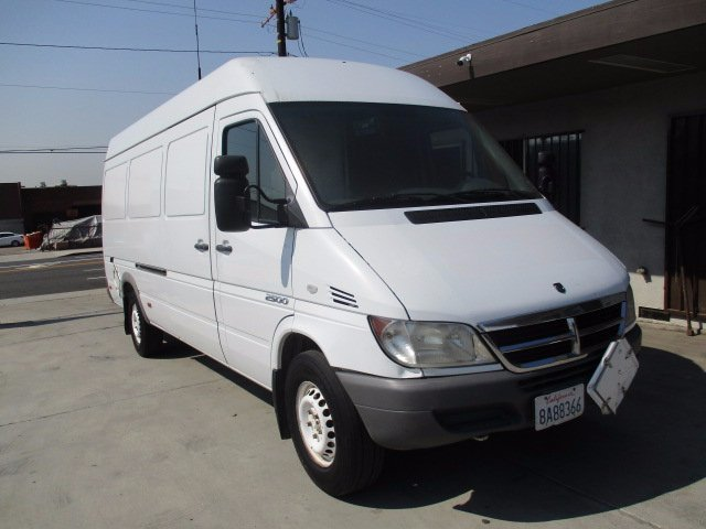 2006 Dodge Sprinter Cargo 2500 High Roof 158 Wb  Van