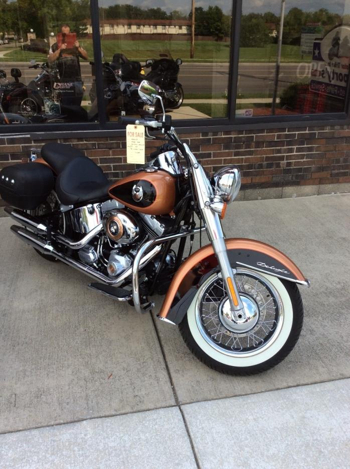 Harley Softail Deluxe Motorcycles For Sale In Dayton Ohio