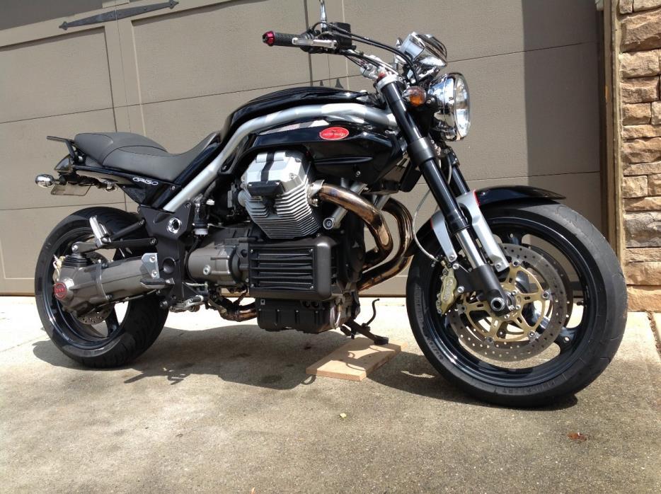 moto guzzi griso 1100 motorcycles for sale. Black Bedroom Furniture Sets. Home Design Ideas