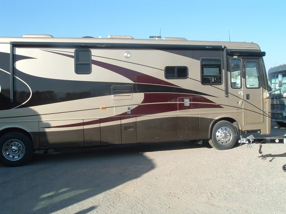2008 Newmar ALL STAR 4257