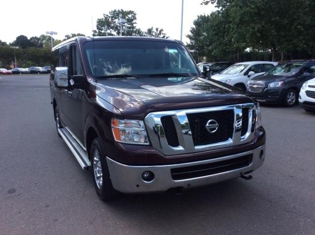 2013 Nissan Nv Passenger  Passenger Van