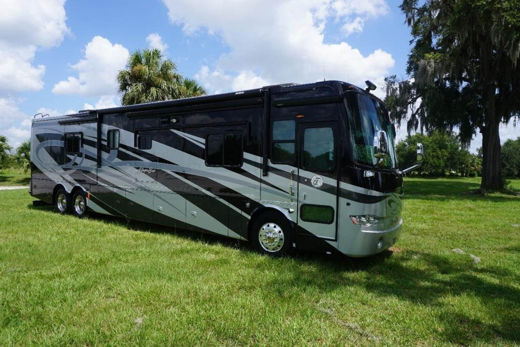 Tiffin allegro bus bath and a half with 4 slide rvs for sale for Quality motor coach apopka florida
