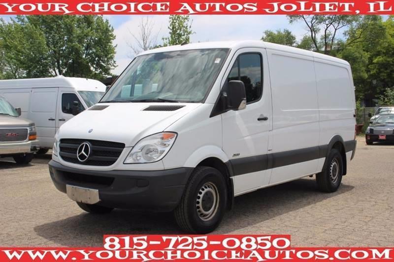 cargo van for sale in joliet illinois. Black Bedroom Furniture Sets. Home Design Ideas