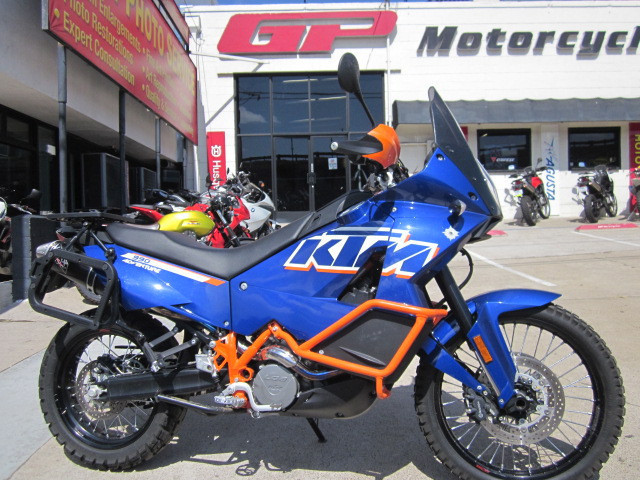 Blue Ktm Motorcycles For Sale