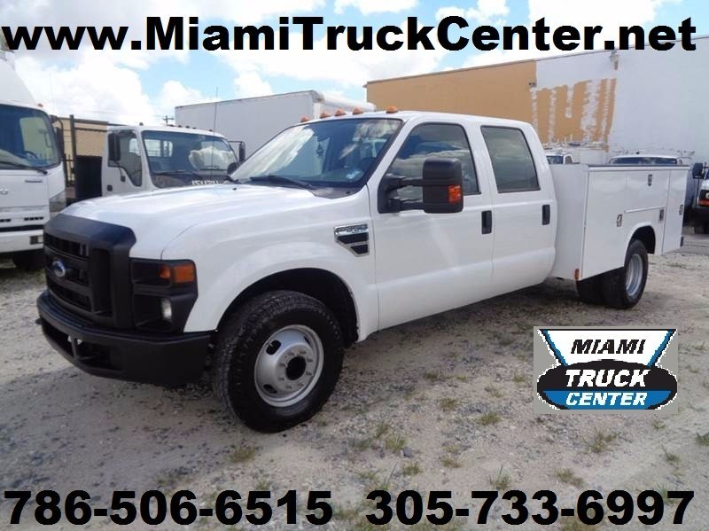 2010 Ford F350 Mechanics Truck