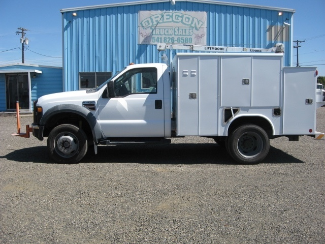 Utility Truck For Sale In Oregon