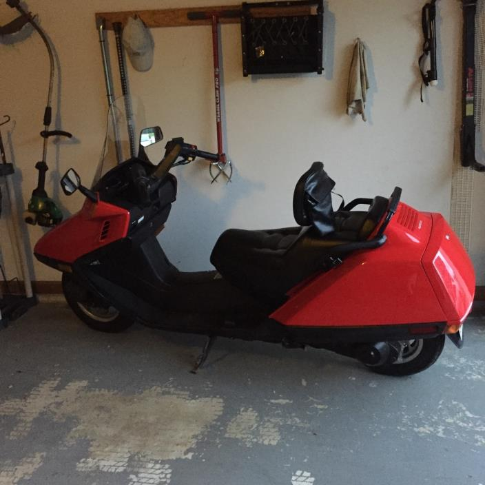 2006 Honda HELIX CN250