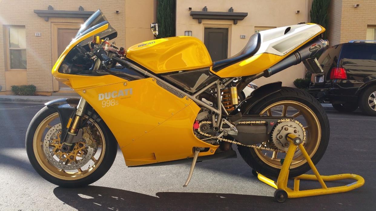 2002 Ducati 98