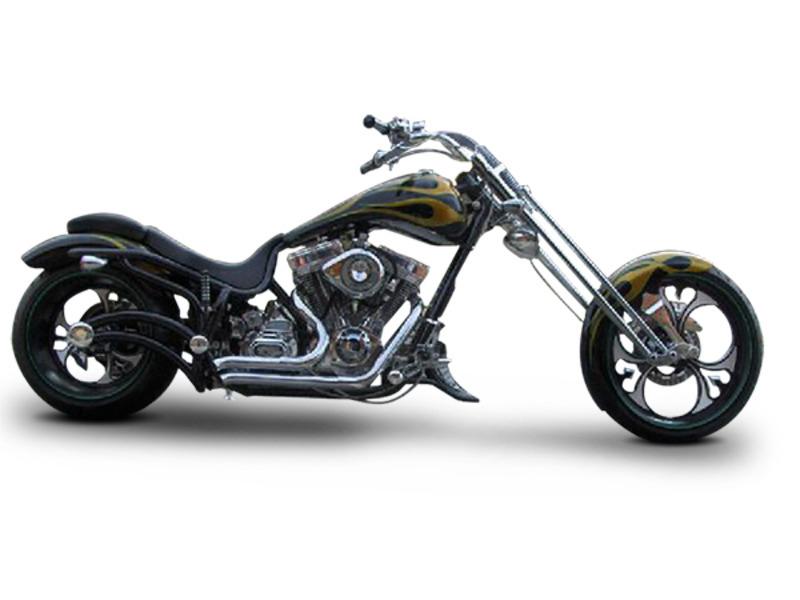 2017 Harley-Davidson FLSTC - Heritage Softail Classic
