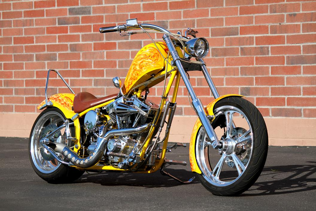 2004 Carefree Custom Cycles BEAST