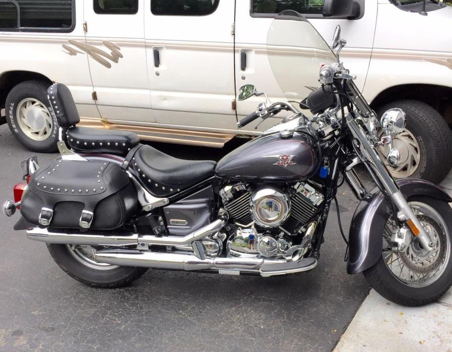 Yamaha v star motorcycles for sale in zimmerman minnesota for Yamaha dealers mn