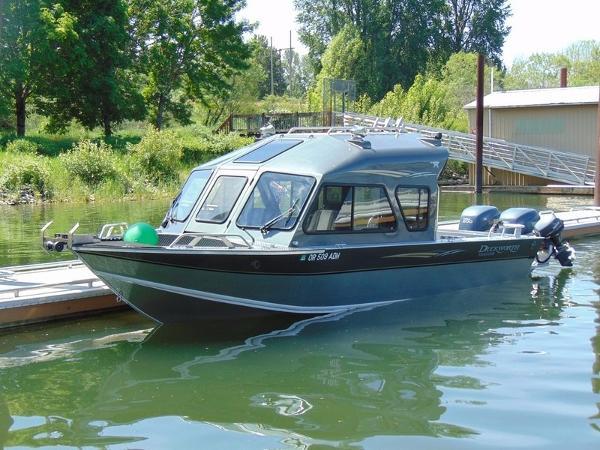 2008 Duckworth Navigator 26