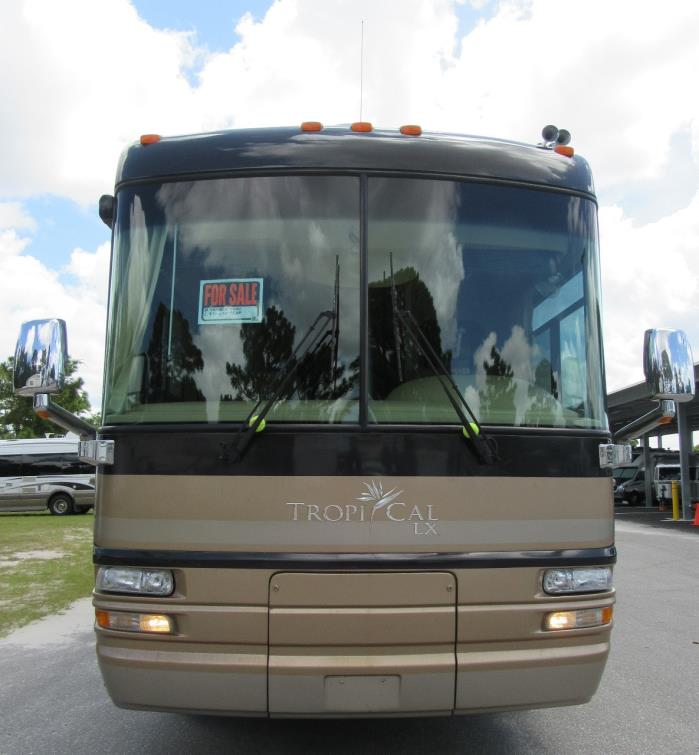 National Tropical Lx T350 Rvs For Sale In Florida