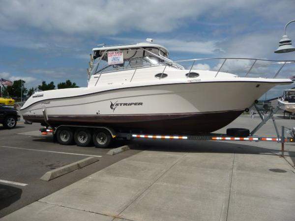 Seaswirl 3301 Walkaround Boats For Sale