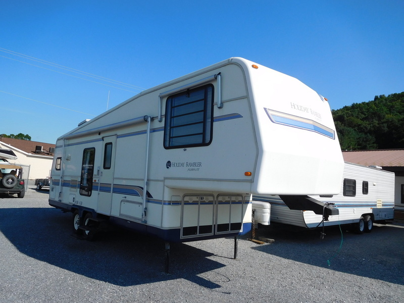 Holiday Rambler Aluma Lite 29 Rvs For Sale