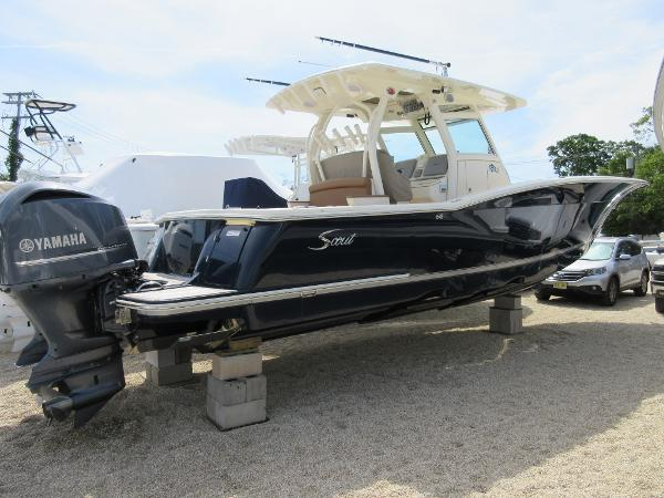 2013 Scout 350 Lxf Boats For Sale