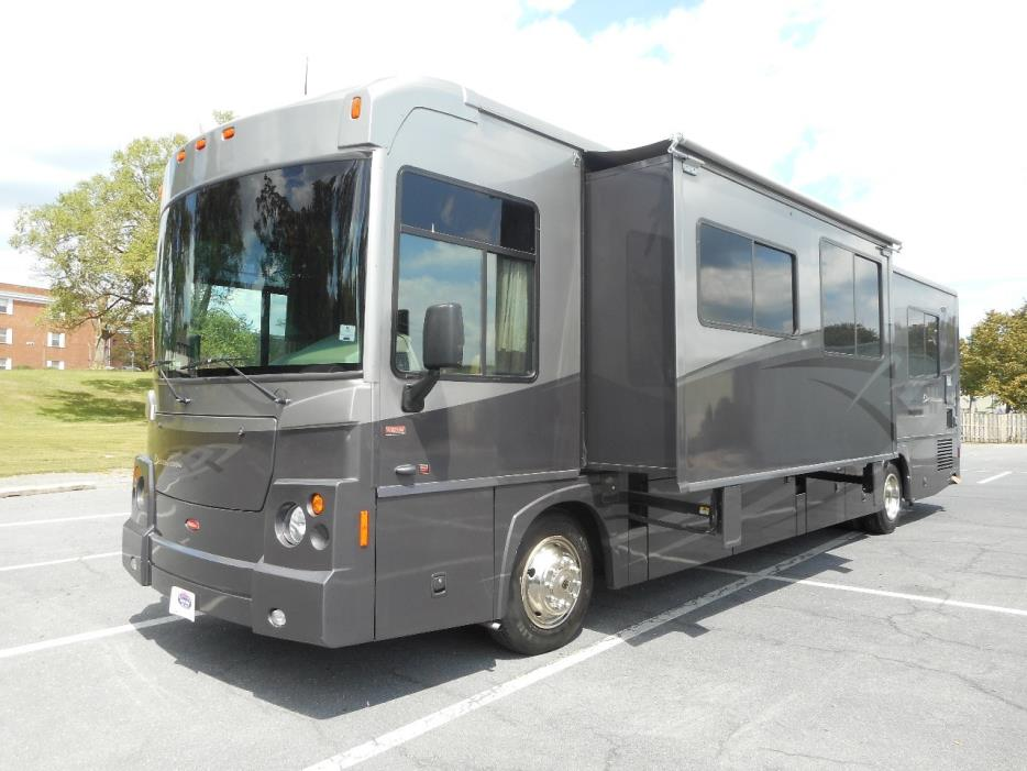 2008 Winnebago DESTINATION 39W
