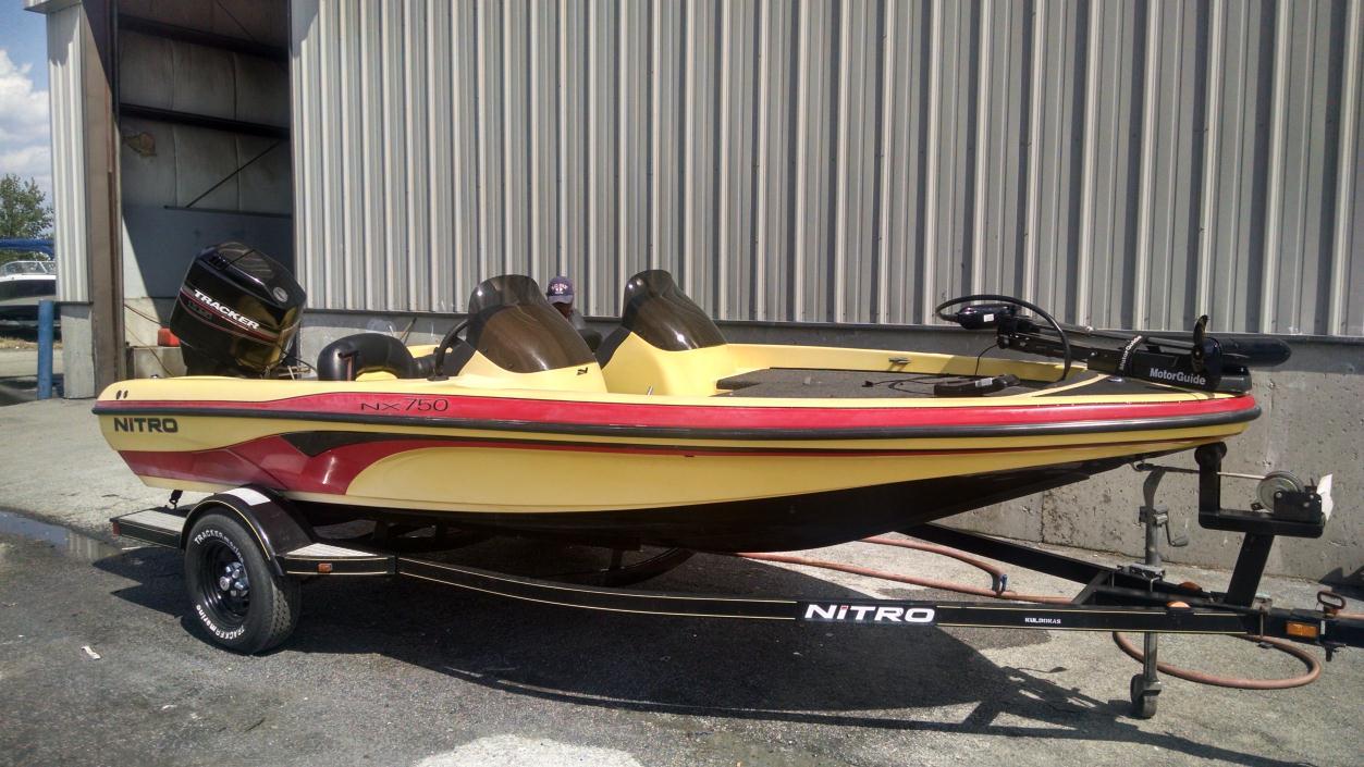 2004 Nitro 750 DC