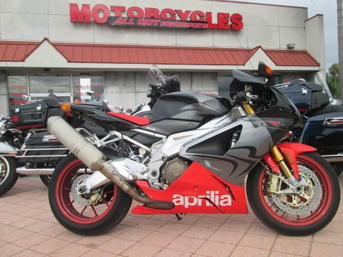 2008 Aprilia RSV 1000
