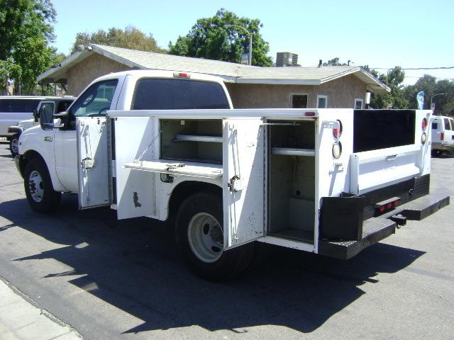 2004 Ford F-Series  Mechanics Truck