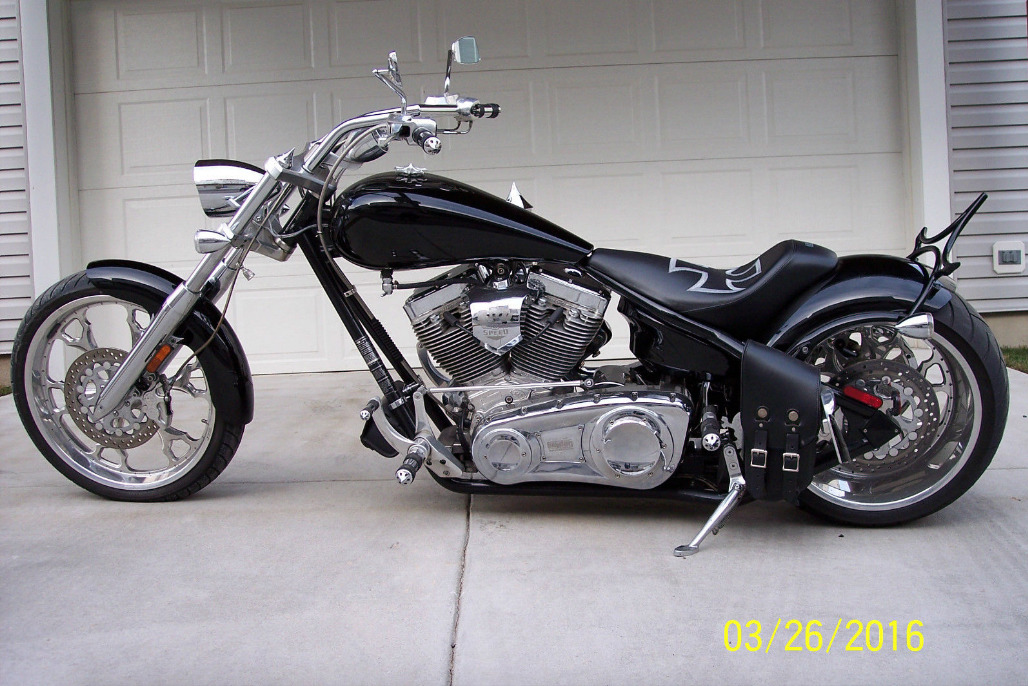 2006 Big Dog Motorcycles PITBULL