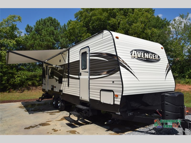 2017 Prime Time Rv Avenger 27RLS