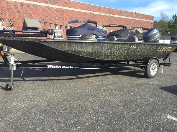 2016 Triton 17 C TX