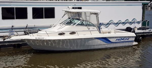 Pro Line 251 Walkaround Boats For Sale