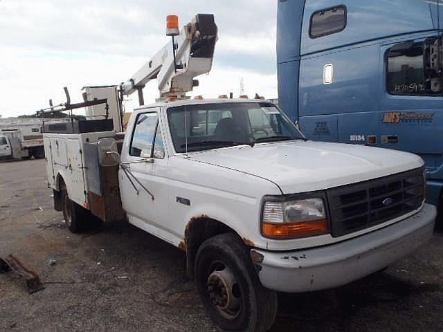 1997 Ford F450 Sd Bucket Truck - Boom Truck