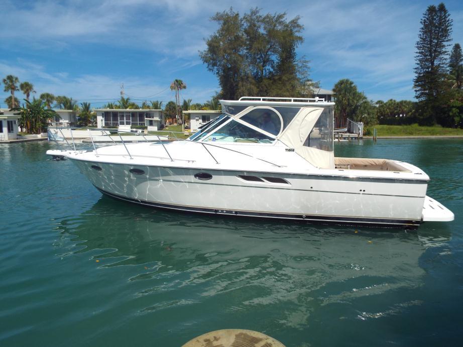 2002 Tiara Yachts 310 open