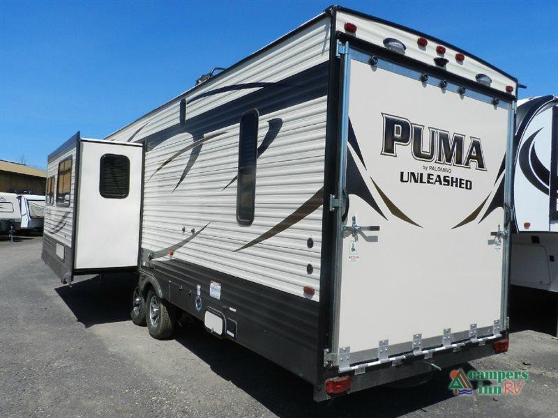 2017 Palomino Puma Unleashed 351-THSS
