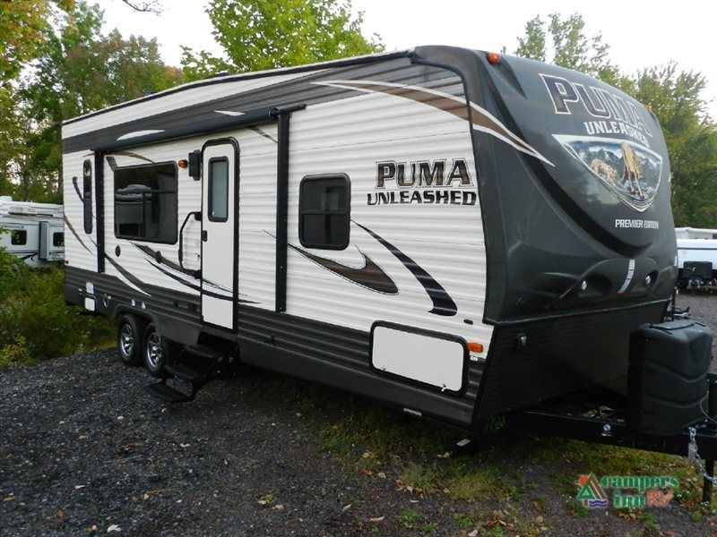 2017 Palomino Puma Unleashed 25-TFS