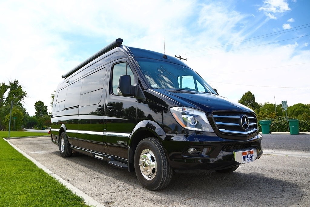 2014 Airstream Interstate 3500 EXT Lounge