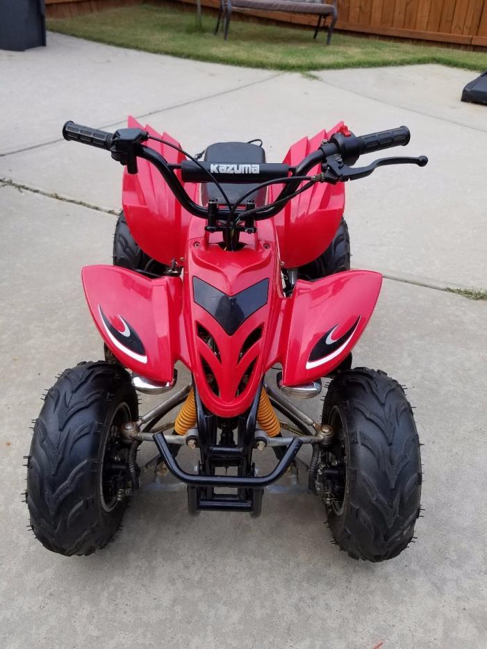 Kazuma Motorcycles For Sale