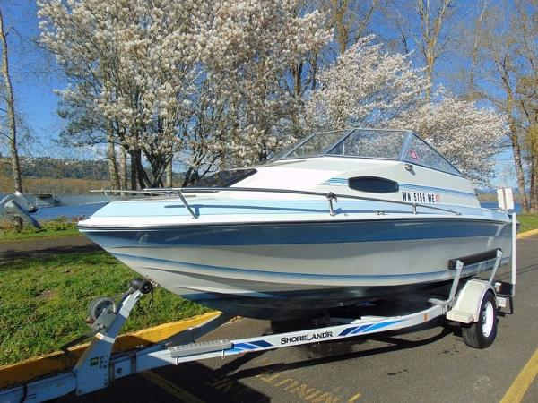 1990 Blue Water Executive