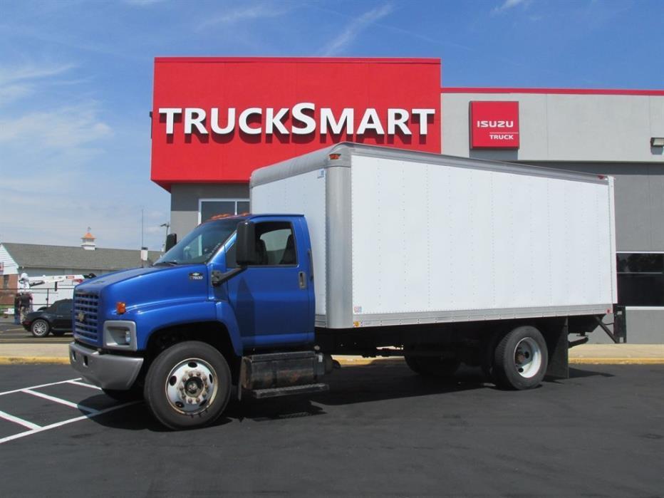2005 Gmc Topkick C6500 Box Truck - Straight Truck