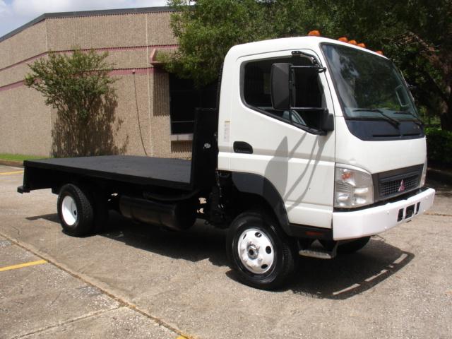 2007 Mitsubishi Fuso Fg140  Cabover Truck - COE