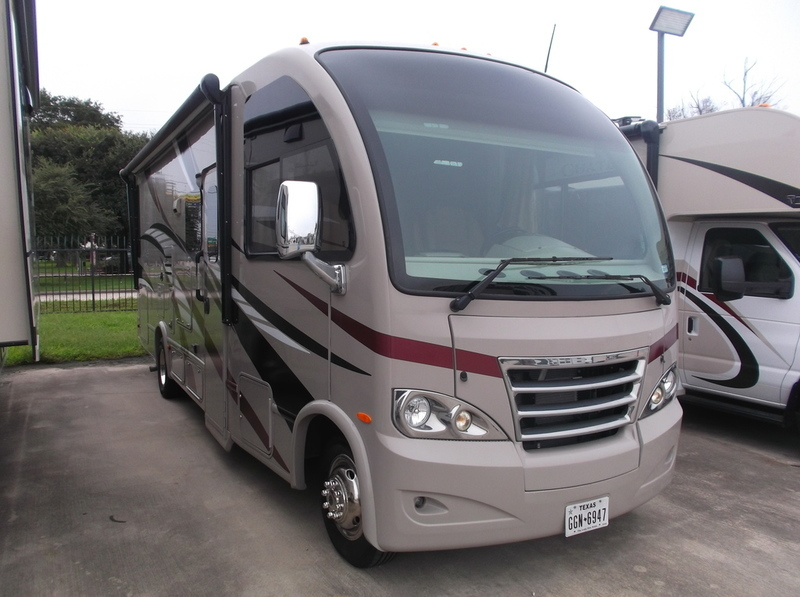 Thor motor coach 25 rvs for sale in conroe texas for Thor motor coach axis