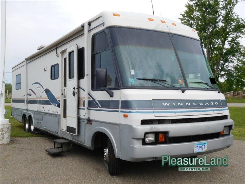 Winnebago Adventurer 37rw rvs for sale