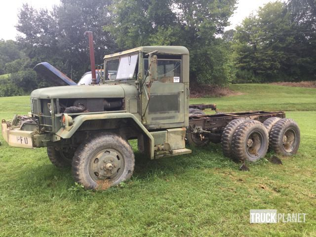 1971 Am General  Cab Chassis