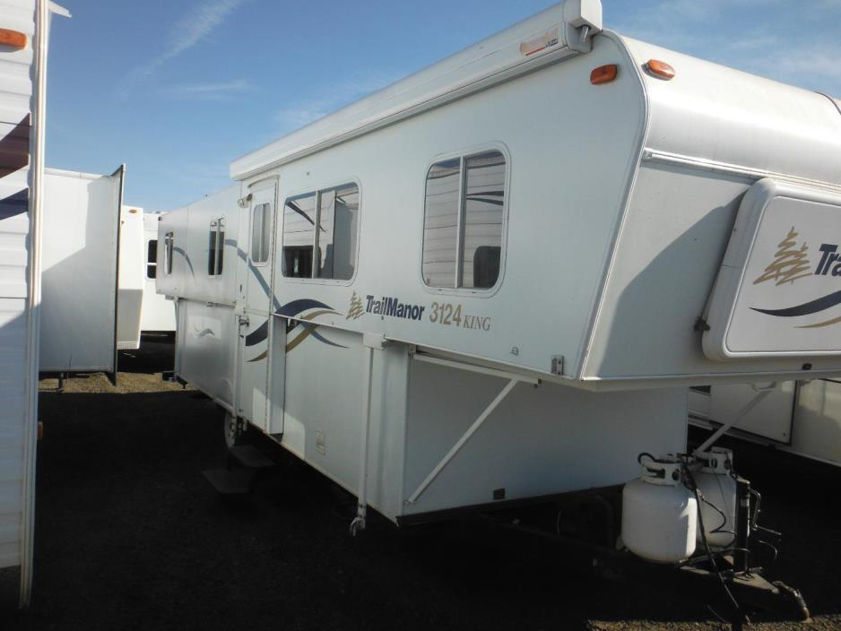 2002 Trailmanor 3124KB