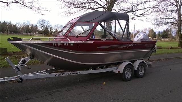 2012 Northwest Jet Boats Freedom 196