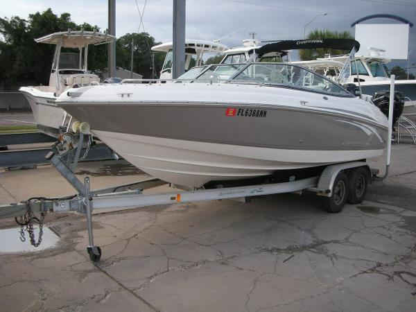 2007 Chaparral 204 SSi