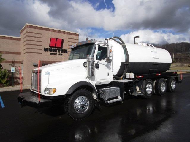 2009 International Paystar 5900i Vacuum Truck