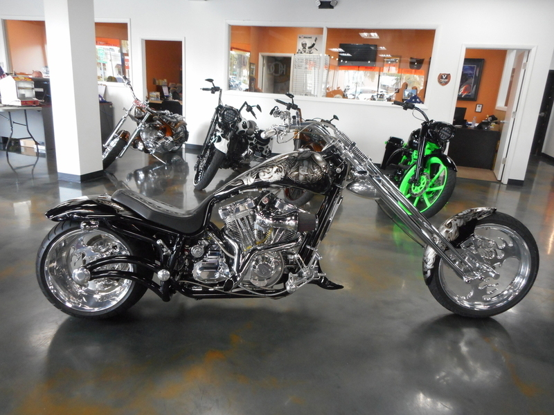2009 Bourget Fat Daddy 330