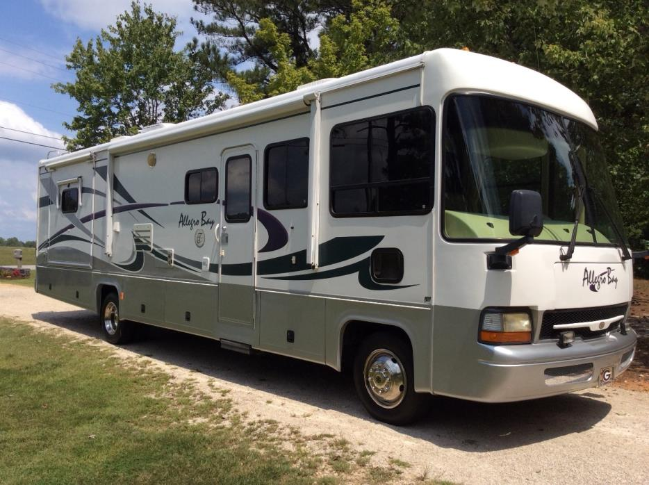 Tiffin Motorhomes Allegro Bay 36db Rvs For Sale