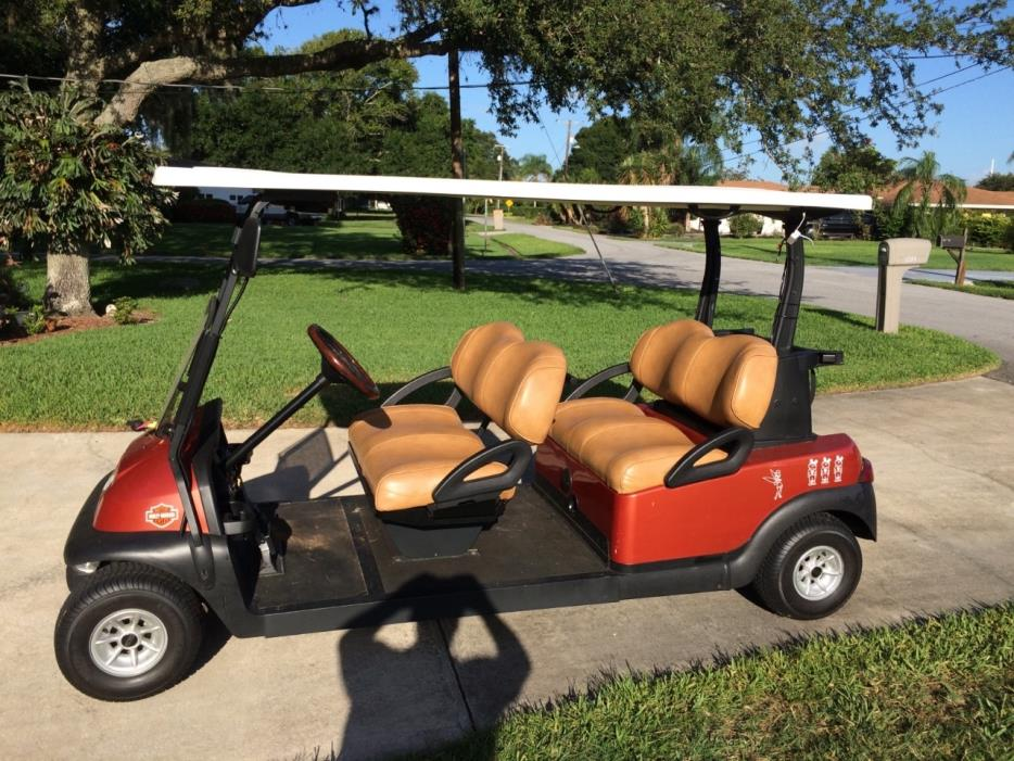 2009 Club Car ELECTRIC